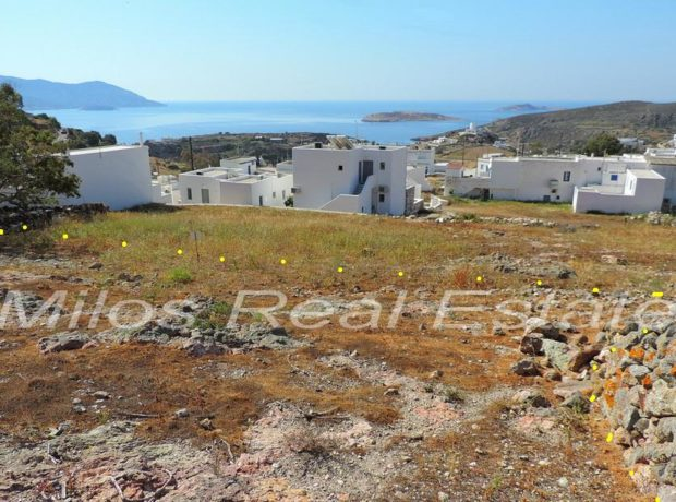Land for sale 318 m2, Chora, Kimolos