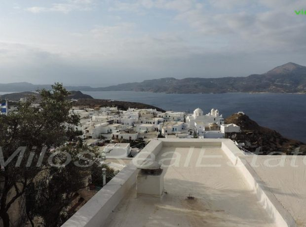 Traditional House for sale 115 m2, Plaka, Milos