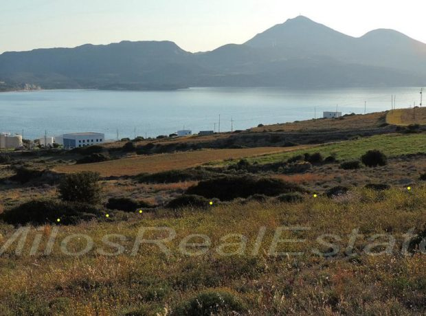 Land for sale 5970 m2, Korfos, Milos