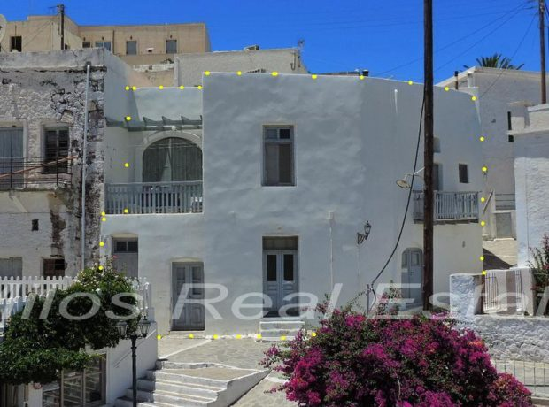 Stone house for sale 213 m2, Plaka, Milos