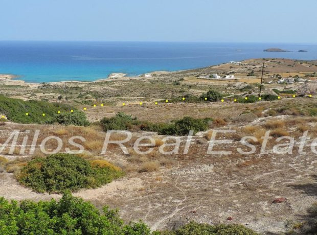 Land for sale 12.900 m2, Mitakas, Milos