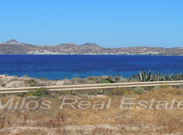 Land for sale inside the bay of Milos, 4.980 m2