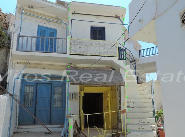 House for sale 27 m2, Psathi, Kimolos