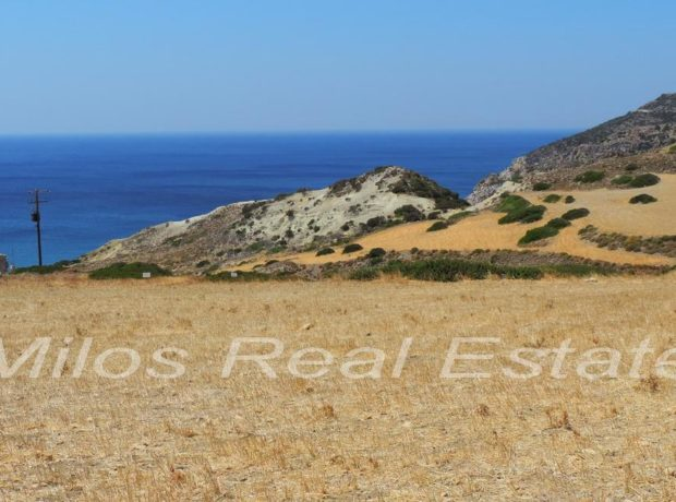 Land for sale 7344 m2, south coast of Milos