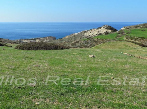 Land for sale (4.021 m2), Milos south shore