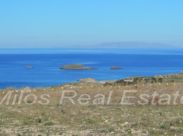Land for sale 8.900 m2, Mitakas, Milos