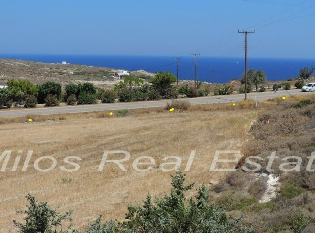 Land for sale 8.010 m2 near Sarakiniko, Milos