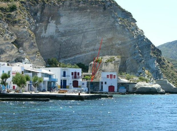 Seaside property for sale 47 m2, Klima, Milos