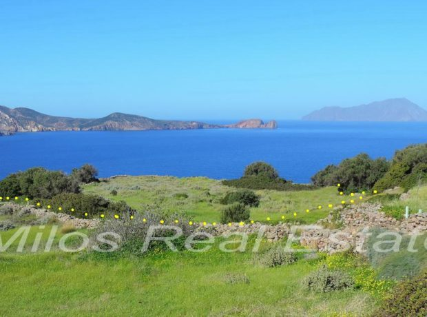 Land for sale 8382 m2, Areti, Milos