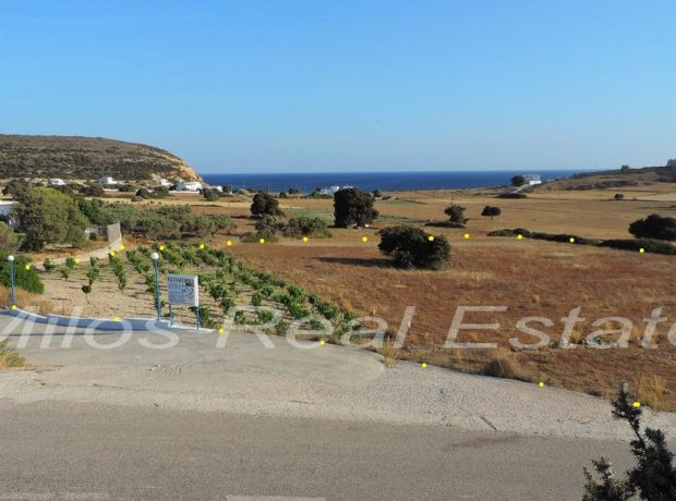 Land for sale 9.200 m2, Provatas, Milos