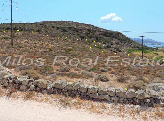 Land for sale in Kimolos, 14.750 m2