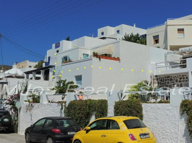 Apartment for sale in Adamas, Milos (84 m2)