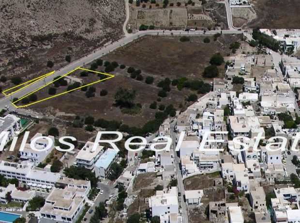 2 plots in Adamas for sale, 893 + 1.038 m2