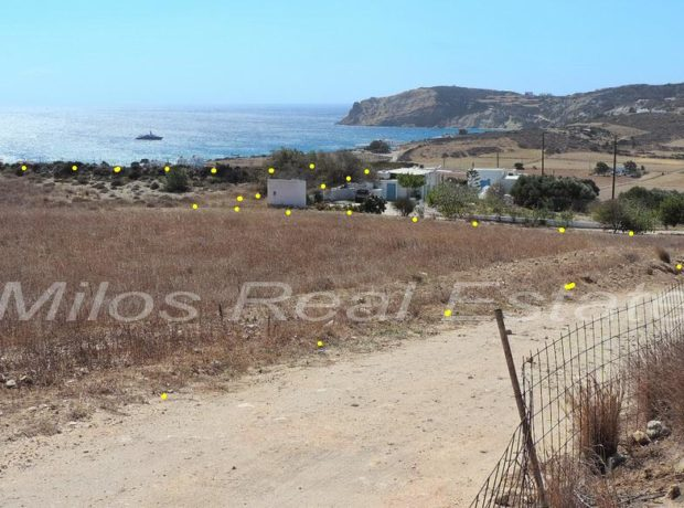 Land for sale in Provatas Milos, 6.570 m2