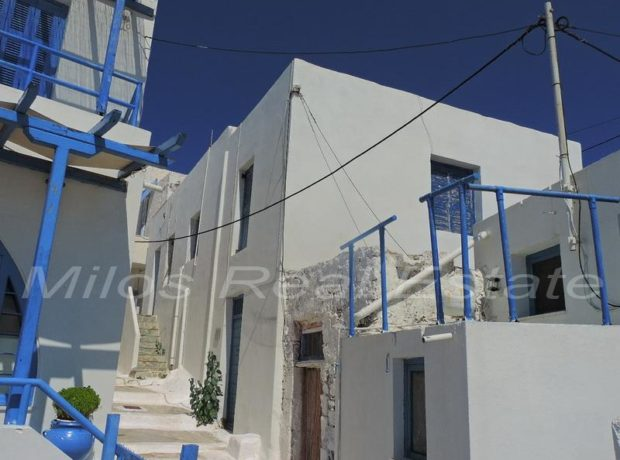 House for sale in Plaka Milos, 127 m2