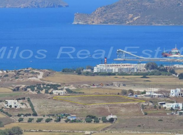 Land for sale in Milos, 6.970 m2