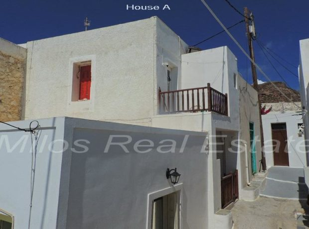 House for sale 65 m2, Plaka, Milos