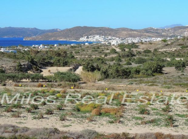 Land for sale 4.043 m2, Mavromouri, Milos