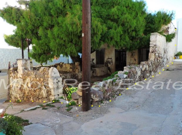 Stone house for sale 90.76 m2, Tripiti, Milos