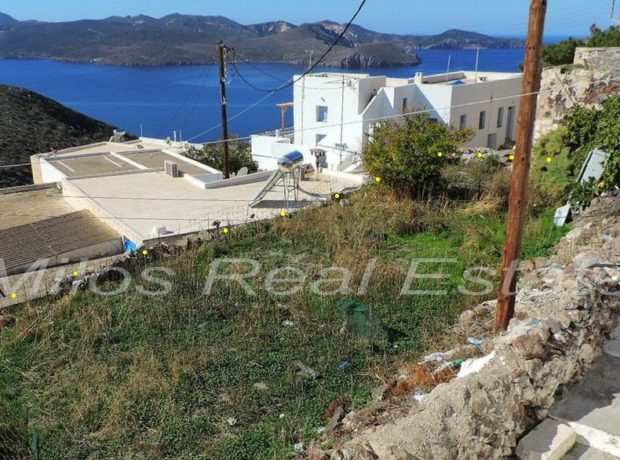 Land for sale 206 m2, Tripiti, Milos