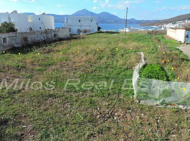 Land for sale 316 m2, Adamas, Milos