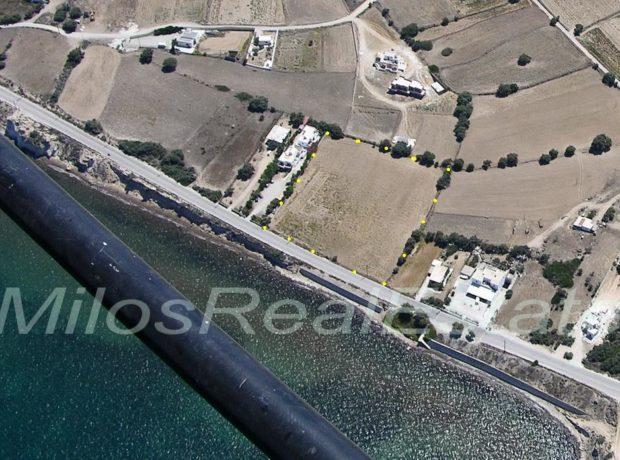 Land for sale 7000 m2, Airport, Milos