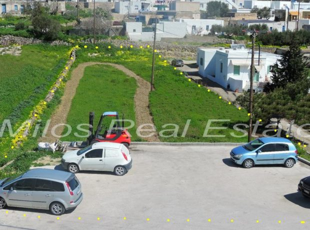 Land for sale, 1941 m2, Milos.