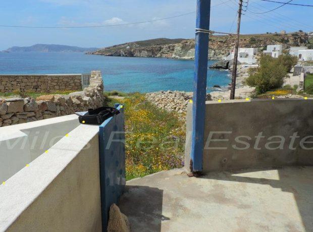 House near the sea, 46 m2, Kimolos