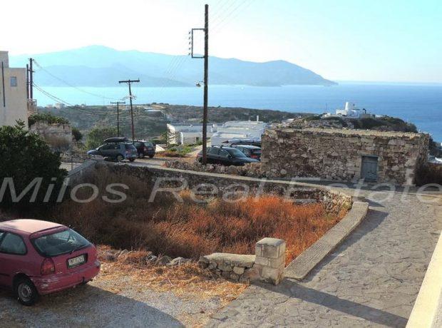 Land 226 m2, Chora, Kimolos