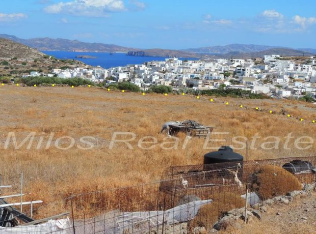 Land for sale 3200 m2, Milos