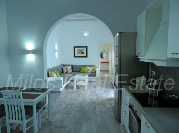 Παραδοσιακή Κατοικία 80.2 m2, Αδάμας